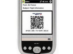 Air France carte embarquement
