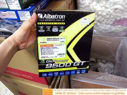 AL9500GT-512D3X1 boîte