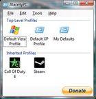 AlacrityPC : optimiser votre PC en fermant certaines applications en cours