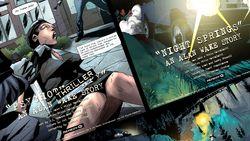 Alan Wake - roman graphique