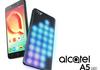 MWC 2017 : trois smartphones Alcatel, dont un modèle avec dos LED