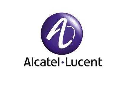 Alcatel Lucent logo
