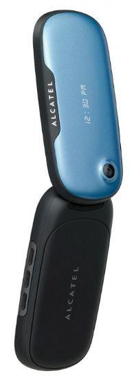 Alcatel OT-660 bleu