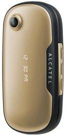 Alcatel OT-660 bronze fermé