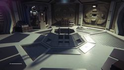 Alien Isolation - comparatif - avant 1
