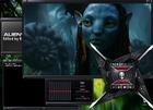 Alienware Darkstar : personnaliser le lecteur VLC avec un skin d'Avatar