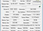 Alienware M14x, le PC portable des joueurs extrêmes ! gpuZ