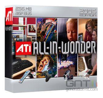 All in wonder x800 xl