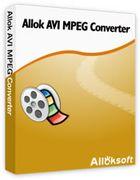 Allok AVI MPEG Converter : convertir des vidéos dans différents formats