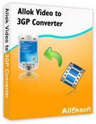 Allok Video to 3GP Converter : un convertisseur vidéo pour les téléphones mobiles