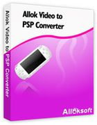 Allok Video to PSP Converter : transformer vos vidéos afin de les lire sur une PSP