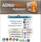 AllWebMenus Pro : confectionner les menus et sous-menus d'un site web