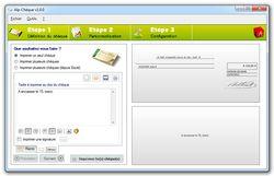 Alp-Cheque screen1