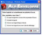 Alp-Enveloppe : un utilitaire pratique pour imprimer des enveloppes
