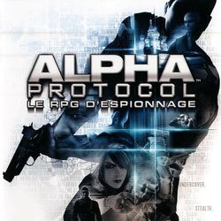 Alpha Protocol - Logo