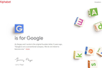 ' Ne soyez pas malveillants ' de Google se transforme dans Alphabet