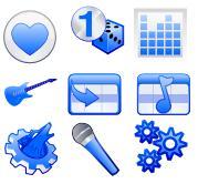 Amarok icons