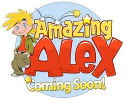 Amazing Alex - artwork