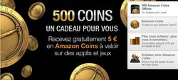 Amazon Coins cadeau