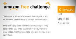 Amazon Free challenge