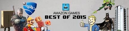 Amazon games 2015