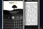 Amazon Kindle Blackberry