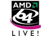 AMD : Lancement de la plate-forme Live!