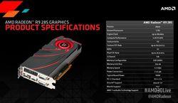 AMD Radeon R9 285 1