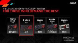 AMD Radeon R9 285 2