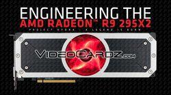 AMD Radeon R9 295 X2 1
