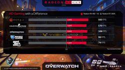 AMD Radeon RX 460 benchmark