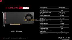 AMD Radeon RX 470 caractéristiques