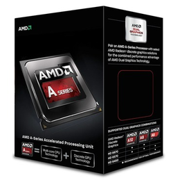 AMD Richland packaging 1