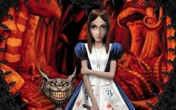 American McGee Alice - artwork