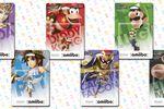 Nintendo propose une nouvelle fournée d'Amiibo