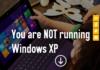 On comprend pas: le site AmIRunningXP de Microsoft