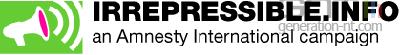 Amnesty international irrepressible info