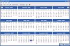 AMP Calendar : profiter d'un calendrier sur votre bureau