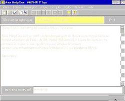 Ams Help screen1