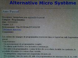 Ams Pascal