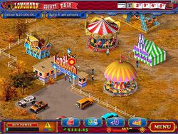 Amusement Park Tycoon screen 1