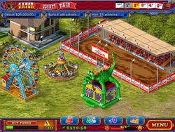 Amusement Park Tycoon screen 2