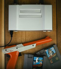 Analogue Nt - console NES - 5