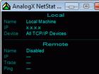 AnalogX NetStat Live : obtenir des informations sur sa connexion internet