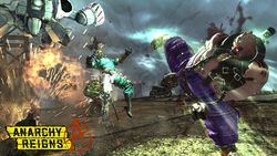 Anarchy Reigns (7)
