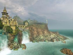 Ancient Castle 3D screen