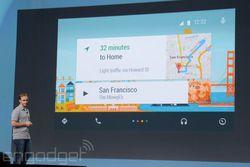 Android Auto demo