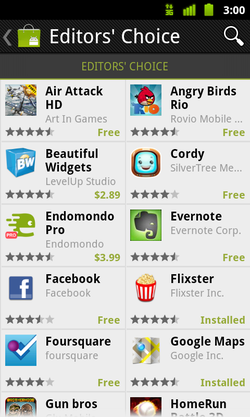 Android Market 02