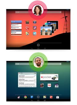 Android multi profils