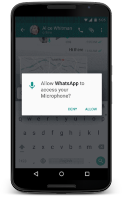 Android-M-permissions